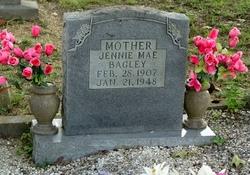 Jennie Mae <i>BRAMBLETT</i> Bagley