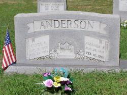 Clyde E Anderson