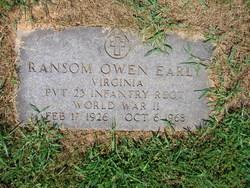 Ransom Owen Early