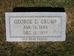 George Daniel Crump