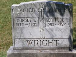 Dorsey Lee Wright