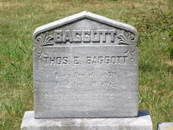 Thomas Edward Baggott