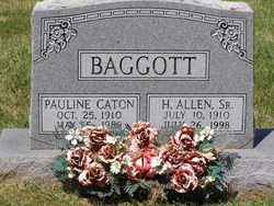 Henry Allen Baggott, Sr