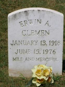Erwin A Clemen