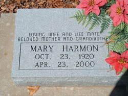 Mary Sue <i>Harmon</i> Albert