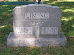 Annie Louise <i>Watson</i> Liming
