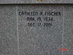 Cathleen A. Fischer