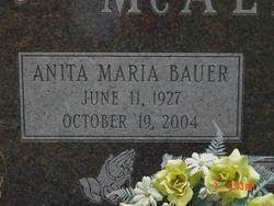 Anita Maria Bauer