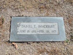Daniel T. Boatright
