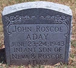 John Roscoe Aday