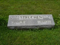Mary E. <i>Michael</i> Struchen