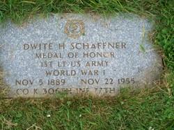Dwite H. Schaffner