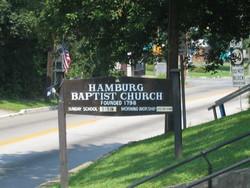 Baptist Burying Ground