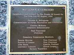 Westlawn II Cemetery
