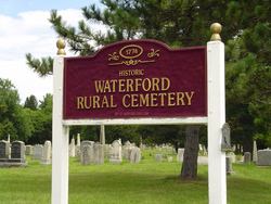 Waterford Rural Cemetery