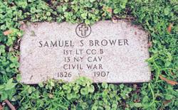 Lieut Samuel S. Brower