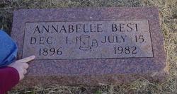 Annabelle <i>Cheek</i> Best