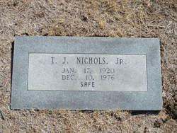 Theodore Jefferson TJ Nichols, Jr