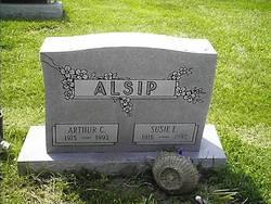 Arthur C Alsip