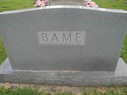 Marjorie <i>Dixon</i> Bame