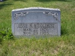Jessie Helen <i>Patterson</i> Middlemist