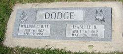William Lester Bill Dodge