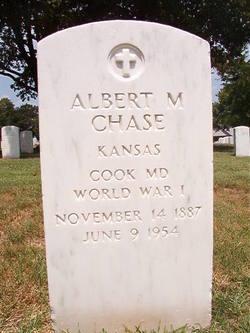 Albert M Chase