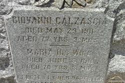 Giovanni John Calzascia