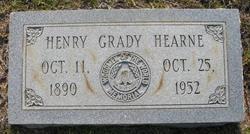 Henry Grady Hearne