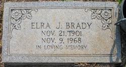 Elra James Brady