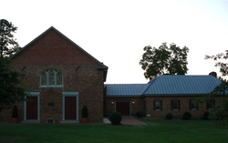 Saint Paul's Episcopal Church Cemetery