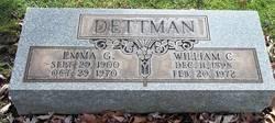William C Dettman, Jr