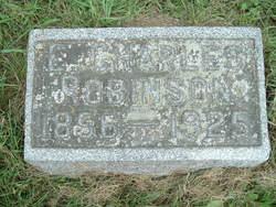 E. Charles Robinson