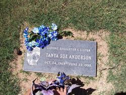 Tanya (Tanny) Sue Anderson