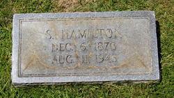 Sylvanus Hamilton