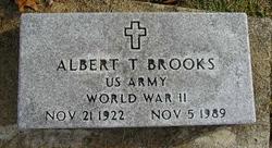 Albert T Brooks