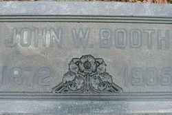 John W Booth