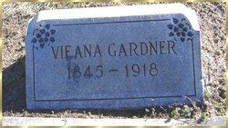 Vieana <i>Gardner</i> Cobb