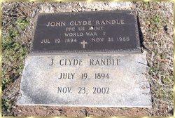 John Clyde Randle