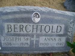 Joseph Berchtold, Sr