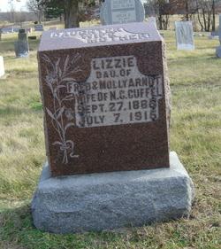 Lizzie <i>Arndt</i> Cuffel