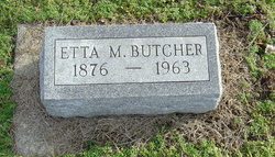 Etta M. Butcher