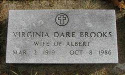 Virginia Dare Brooks