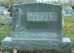 Mary <i>Yeager</i> Hermen