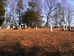 Mount Gilead Baptist Church Historic Cemetery