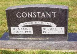 Helen Maxine <i>Allison</i> Constant