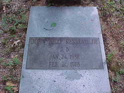 John Billy ''J.B.'' Resseau, Jr