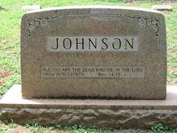 Eliza <i>Boggs</i> Johnson