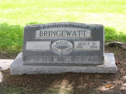 Merle William Bringewatt