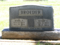 Mary S Broeder